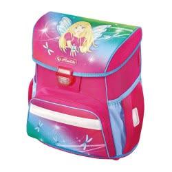 herlitz Σχολική Τσάντα Loop Rainbow Fashion 50013906 4008110559186