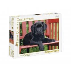 Clementoni Παζλ The Black Dog 1220-30346 8005125303465