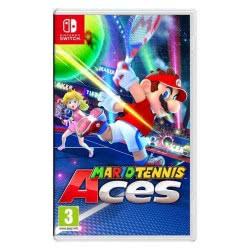 Nintendo Switch Mario Tennis Aces  045496422011