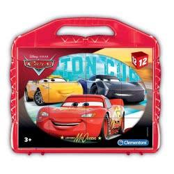 Clementoni Disney Pixar Cars 3 12 Cubes Puzzle 1100-41185 8005125411856