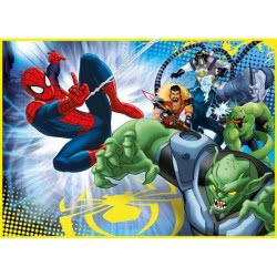 Clementoni Puzzle 3 X 48 Maevel-Spiderman And The Sinst Six 1200-25217 8005125252176