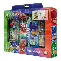 As company PJ Masks Agenda Set 1027-06149 5203068061494