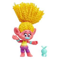 Hasbro DreamWorks Trolls DJ Suki Collectible Figure with Critter Συλλεκτική Φιγούρα B6555 / E0354 5010993447541