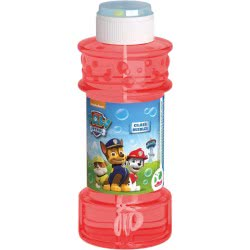 Group Operation Soap Bubbles Paw Patrol 300ml 1pc D695000 8007315695008