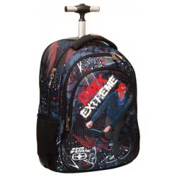 NO FEAR Back Me Up Trolley Backpack Extreme BMX 347-47074 5204549112384