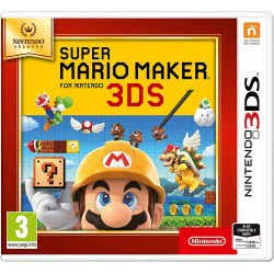 Nintendo 3DS Super Mario Maker Selects  045496477370