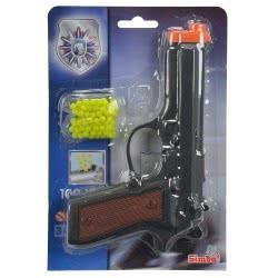 Simba Bullet Gun Ammunition with 100 bullets 108026838 4006592868383