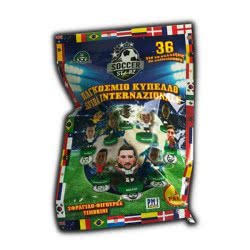 GIOCHI PREZIOSI Soccer Starz - Σφραγιδοφιγούρες, Φακελάκι Έκπληξη CCE00100 8056379063872