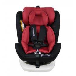 Bebe Stars Κάθισμα Αυτοκινήτου Isofix 360° Levante, 0-36Kg, Κόκκινο 910-185 5202200001275