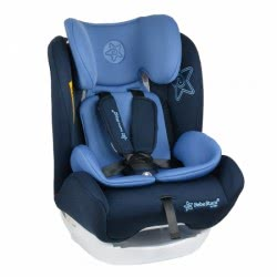 Bebe Stars Κάθισμα Αυτοκινήτου Isofix Macan, 0-36Kg, Μπλε 920-181 5202200001305