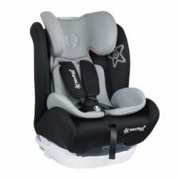 Bebe Stars Car Seat Isofix Macan, 0-36Kg, Grey 920-186 5202200001312