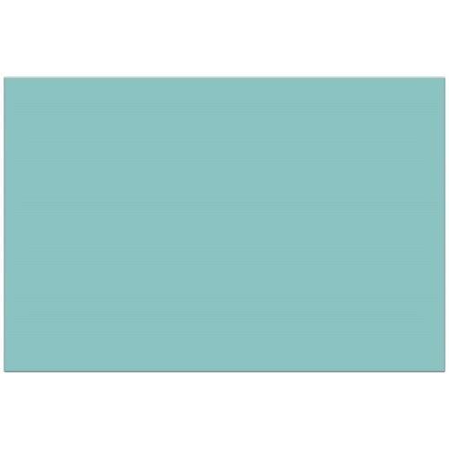 PROCOS Τραπεζομάντηλο Μονόχρωμο Πλαστικό Τυρκουάζ 120x180 εκ. 089512 5201184895122