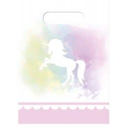 PROCOS Believe in Unicorns Σακούλες Δώρων (6 Τεμάχια) 089344 5201184893449