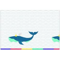 PROCOS Decorata Τραπεζομάντηλο Πλαστικό Αρκτική 120x180εκ. 089628 5201184896280