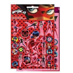 GIM Miraculous Ladybug Αυτοκόλλητα Stickers Max 600 774-56179 5204549105867