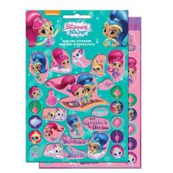 GIM Shimmer and Shine Αυτοκόλλητα Stickers Max 600 775-00379 5204549107632