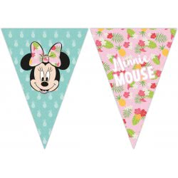 PROCOS Disney Minnie Tropical Banner (9 Flags) 089234 5201184892343