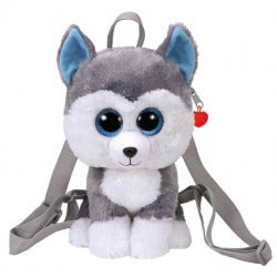 ty Beanie Boos Gear Slush Plush Backbag 1607-95007 008421950072