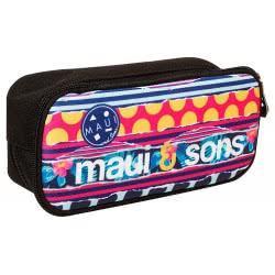 Maui and sons Back Me Up Polka Κασετίνα Βαρελάκι Οβάλ 339-89141 5204549111813