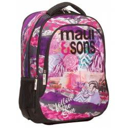 Maui and sons Back Me Up Multipack Backbag Oval Maui Follow the Sun 339-90031 5204549111820