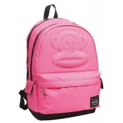 GIM Back Me Up School Backbag Paul Frank Eva, Fuchsia 346-58034 5204549111974