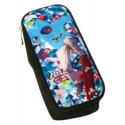 NO FEAR Back Me Up Color Skate Pencil Case Oval 347-43141 5204549112223