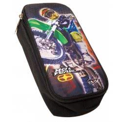 NO FEAR Back Me Up Motocross Κασετίνα Βαρελάκι 347-44140 5204549112254