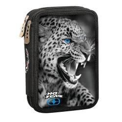 NO FEAR Back Me Up Jaguard Κασετίνα Διπλή Γεμάτη 347-45100 5204549112292