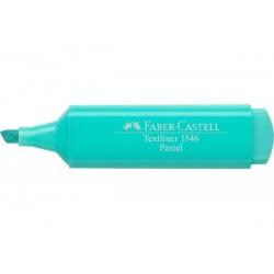 Faber-Castell Μαρκαδόρος Textliner υπογραμμίσεως Τιρκουάζ 154612 4005401546597