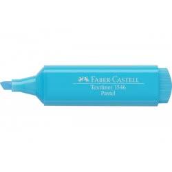 Faber-Castell Μαρκαδόρος Textliner υπογραμμίσεως Σιέλ 154612 4005401546573
