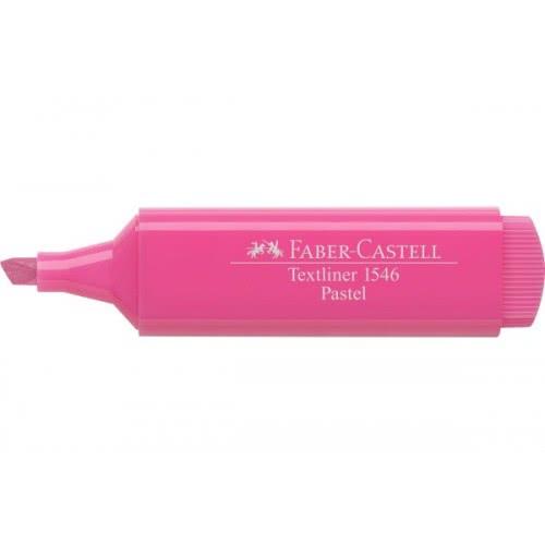 Faber-Castell Μαρκαδόρος Textliner υπογραμμίσεως Ροζ 154612 4005401546542