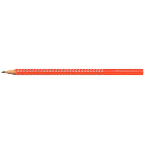 Faber-Castell Μολύβι Sparkle Πορτοκαλί 118216 4005401182160