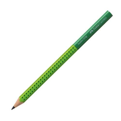 Faber-Castell Μολύβι Jumbo Grip Λαχανί-Πράσινο 111962 4005401119609