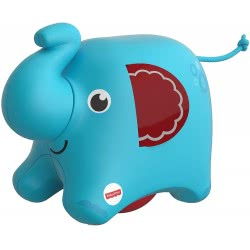 Fisher-Price Γυριστρούλια Ζωάκια - Κουδουνίστρα Ελέφαντας FRR65 / FRR63 887961633603
