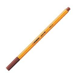 STABILO Fineliner Point Μαρκαδόρος Ακίδας 0,4mm 88/75 Sienna 88/75 4006381493277