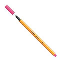 STABILO Fineliner Point Μαρκαδόρος Ακίδας 0,4mm 88/17 Ροζ σκούρο 88/17 4006381493000