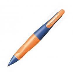 STABILO EASYergo Μηχανικό Μολύβι HB 1.4mm για Δεξιόχειρες Μπλε - Πορτοκαλί B-46905 4006381469050