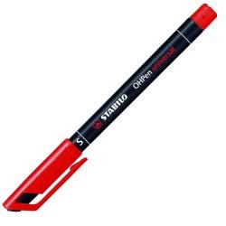 STABILO Hopen Universal Ανεξίτηλος Μαρκαδόρος S 0.4Mm Κόκκινο 841/40 4006381118996