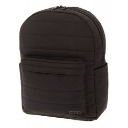 POLO Seams School Backbag 2 Compartments - Black (2018) 901246-02-00 5201927099879