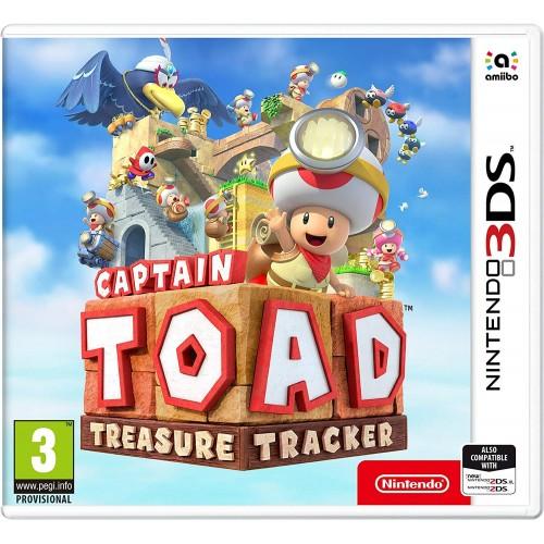 Nintendo 3DS Captain Toad: Treasure Tracker  045496477691
