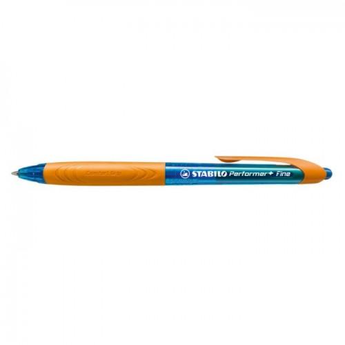 STABILO Στυλό Performer + Fine Μπλε Γραφής - Πορτοκαλί με Μπλε 328/1-41-2 9556091158225