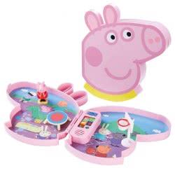 GIOCHI PREZIOSI Peppa Pig Σετ Παιχνιδιού - Η Πέππα Στην Παιδική Χαρά PPC35200 8056379063698