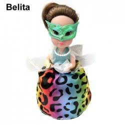 Just toys Cup Cake Surprise Masquerade Edition: Μασκέ Πάρτυ - 12 Σχέδια 1132 8886457611325