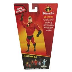 JAKKS PACIFIC The Incredibles 2 Φιγούρα κ. Απίθανος, 10 εκ. 74800 039897748009