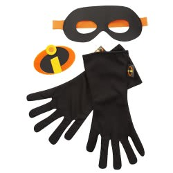 Jakks Pacific The Incredibles 2 Σετ Εξοπλισμού Μάσκα, Γάντια, Κρεμαστό 74941 039897749419