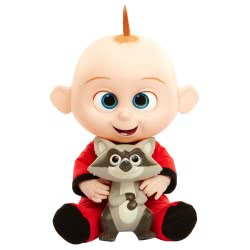 JAKKS PACIFIC The Incredibles 2 Jack Jack Attacks with Sound and Light 76613 039897766133