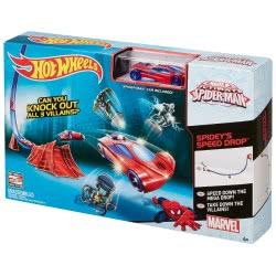 Mattel Hot Wheels Spiderman Πίστα CDJ22 887961042276