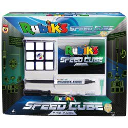 Rubiks Speed Cube Pro Pack - Ο Κύβος Του Ρούμπικ 3X3 5503N 5020674998002