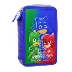 Diakakis imports PJ Masks 3D Pencil Case 484051 5205698244223