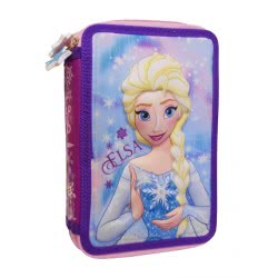 Diakakis imports Disney Frozen 3D Κασετίνα Διπλή Γεμάτη Έλσα 561965 5205698244025